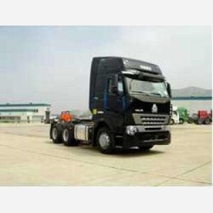 Sinotruk 6X4 50tons Load Luxury Trailer Tractor pictures & photos
