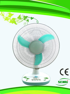 16inches DC 12V Table Fan Desk Fan (SB-T-DC16K) pictures & photos