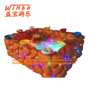 Professional Manufacturer of Amusement Equipment Fishing Pool for Children (F06) pictures & photos