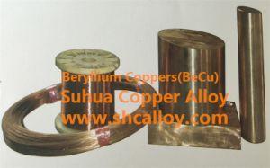 High Tensile Strength Beryllium Copper Rods pictures & photos