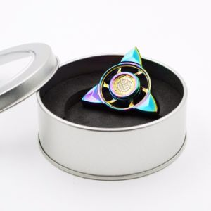 New Design Colorful Star Shape Fidget Spinner pictures & photos