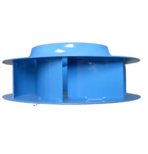 Backward Steel Centrifugal Wheel Blower Ventilator Impeller (225mm) pictures & photos