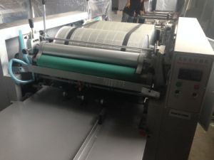 2 Colors Non Woven Bags or Woven Bags Flexo Printing Machine (DX850)