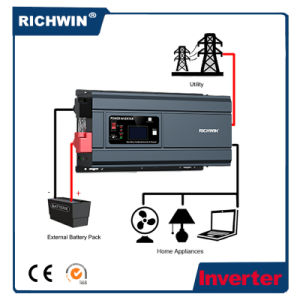 1kw~6kw Low Frequency Pure Sine Wave Power Inverter pictures & photos