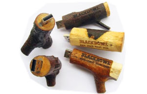 16GB Gadget USB Gift Wood Branches USB Flash Driver pictures & photos