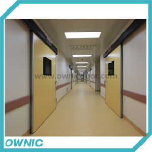 High Grade Automatic Air Tight Door for Operation Rooms pictures & photos