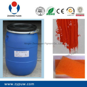 Zy-701 Orange (color paste for polyether system) pictures & photos