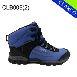 Unisex Waterproof Outdoor Sports Hiking Climbing Boots pictures & photos