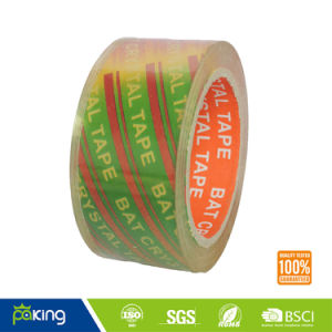 Low Noise Crystal Clear Packing Tape pictures & photos