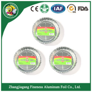 All Kinds of Aluminum Foil Containers for Packing Food pictures & photos