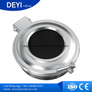 Beer 600mm Stainless Steel Sanitary Manhole Cover (DY-M036) pictures & photos