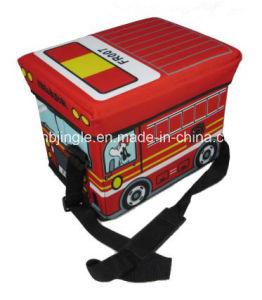 Lovely Design 600d Kids Series Foldable Storage Seat Cooler Box