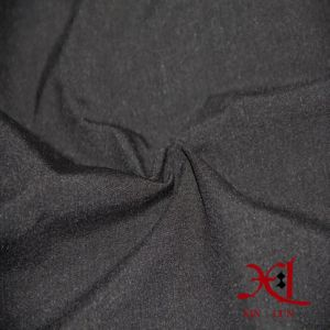 Lycra Fabric Composite Flocking Fabric for Pants/Sportswear pictures & photos