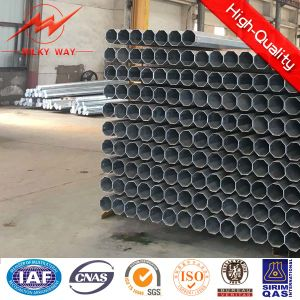 11.8m 5kn Tapered Electrical Galvanized Poles pictures & photos