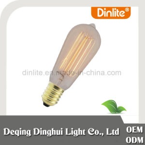 China supplier ST64 retro Edison vintage bulb pictures & photos