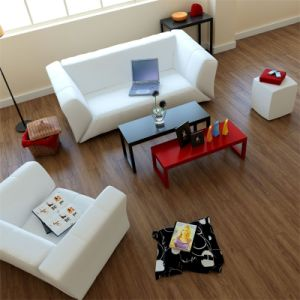 European Standard Lvt Vinyl Flooring Spc pictures & photos