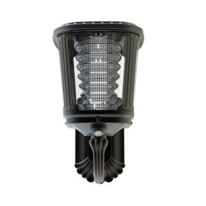 Garden Patio Path Wall Mount Gutter Fence Lights Security Lamp Solar Garden Light pictures & photos