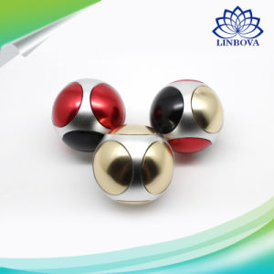 Football Soccer Ball Any Angle Spin Aluminum Alloy Plastic Hand Spinner Finger Gyro Metal Fidget Spinner Stress Toys EDC Adult Toy pictures & photos