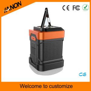 Hot Selling Super Bright Solar Camping Lantern Power Bank for Outdoor pictures & photos