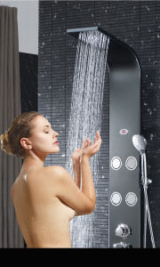 Massage Function SPA Rain Shower (BF-W012) pictures & photos