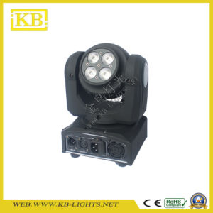 Powerful Double-Sided Light 8*10W Moving Head LED Stage Light pictures & photos