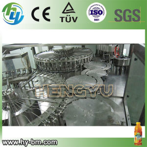 SGS Automatic Grape Fruit Juice Filling Machine pictures & photos