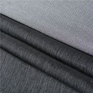 High Quality 50% Polyester 50%Viscose Brushed Woven Fusible Interlining pictures & photos