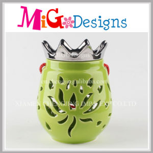 Creative Diffuser Tea Light Oil Burner for Home Decoration pictures & photos