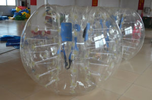 Popular PVC/TPU Inflatable Bumper Ball for Sport Game pictures & photos