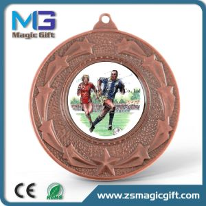 Promotional Customized Metal Soft Enamel Medal pictures & photos