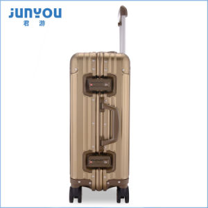 Top Quality Hardshell 20 24 Inch Aluminum Frame Luggage pictures & photos
