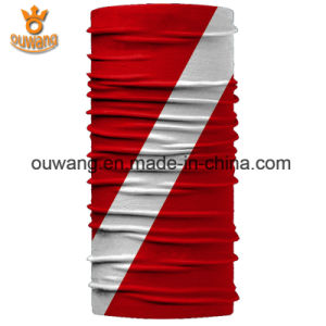 Polyester Tube Scarf Mltifunctional Seamless Headwear pictures & photos