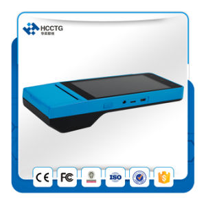 Android All in One Contactless Wi-Fi Bluetooth USB Smart POS Terminal Machine Z90 pictures & photos