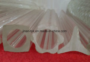 Glass Tube and Rods for Lighting Crystal Lamp Chandelier pictures & photos