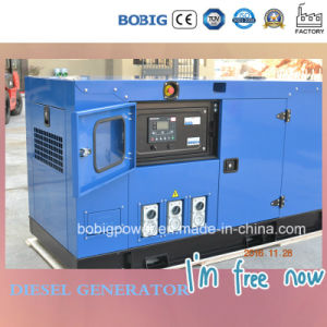 20kw Silent Diesel Generator Powered by Quanchai Engine pictures & photos