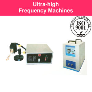 Low Cost Ultra-High Frequency Heating Machines for Welding Thermal Spray Coating Smelting Metallizing Bending Forging Processes