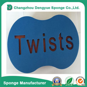 Double Side Hair Twist Curl Sponge Safe Hair Twist Sponge Brush for Sale pictures & photos