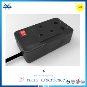 Socket Type ADSL Modem Power Signal Rj11 Lightning Protection Device pictures & photos