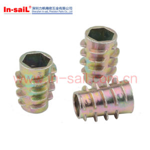 Carbon Steel Self-Tapping M8 Insert Nut pictures & photos