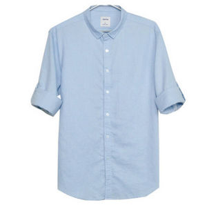55% Linen 45% Cotton Garment Shirt Textile Fabric pictures & photos