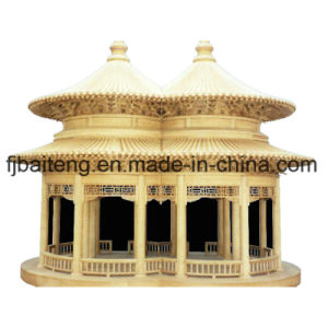 Chinese Style Wooden Landscape Pavilion pictures & photos