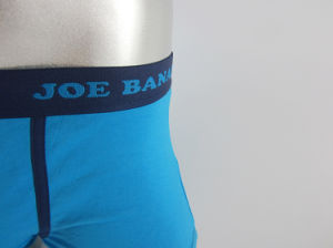 High Quality Male Blue Boxer Briefs pictures & photos