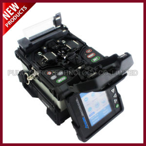Portable 200X Fiber Image Magnification Optic Fusion Splicer OTDR Cable pictures & photos