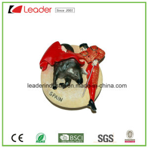 Polyresin Customized 3D Refrigerator Magnets for Souvenir Decoration pictures & photos