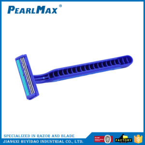 Razor Blue 3 Blade Disposable OEM Razor pictures & photos