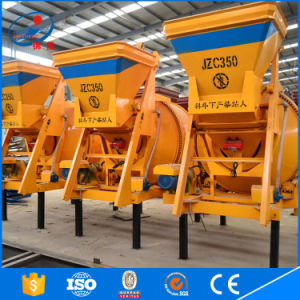 ISO Approved with Good Performance Jzc350 Concrete Mixer pictures & photos