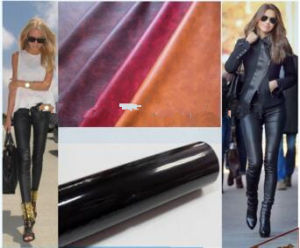 Hot Stamping Foil for Clothing PU Leather Hot Stamping Foil pictures & photos