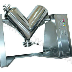 10-3000L V Mixer From Small Amount to Large pictures & photos