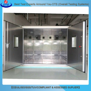 Stainless Steel Modular Temperature Humidity Climate Walk-in Rooms for Vehicles pictures & photos