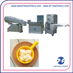Fruit-Filling Clear Hard Candy Maker Hard Candy Production Line pictures & photos